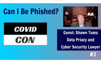 Can I Be Phished? Ep. 3 – Unboxing a phishing email from the World Health Organization with Shawn Tuma