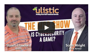 Guest appearance on The MSP Show: How gamification of cyber security awareness brings new value for MSPs