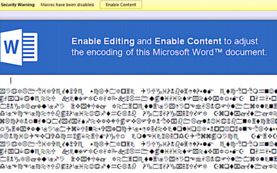 Sneaky Microsoft Office phishing attachments effectively trick users into running malicious macros