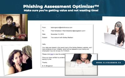 The Phishing Assessment Optimizer™ helps avoid frustrations, distractions, and PR nightmares